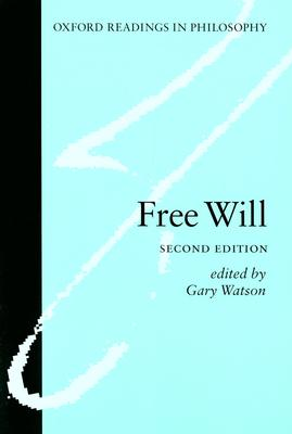 Free Will By Watson, Gary (EDT)